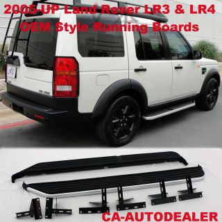 10 Up Land Rover LR4 Discovey 4 Running Boards Factory Style Side Step