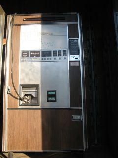 Coffee Vending Machine Coffee Mat Hot Dri