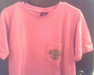 Genuine Harley Davidson Pocket T Shirt Lakeville MN