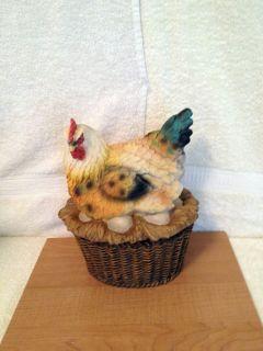 Chicken Hatching Eggs Basket