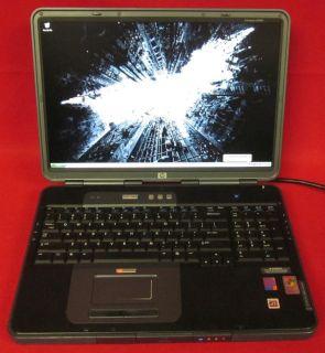 HP Compaq Nx9600 Laptop Notebook Pentium 4 3.0 Ghz WiFi Win XP, 17