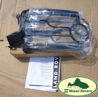 LAND ROVER FRONT HEAD LIGHT HEADLAMP HEADLIGHT GUARD KIT SET LR4