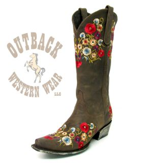 Lane Boots Allie Womens Cowboy Boot LB0041B