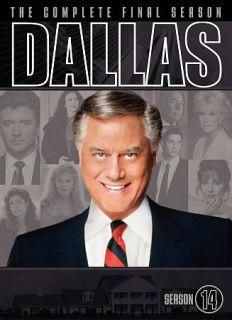 Complete Fourteenth Season 14 Larry Hagman New DVD 883929156771