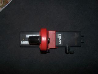Hilti Laser Level Mount PA 321