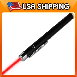 New 1mW Red Laser Pointer Pen Cat Toy