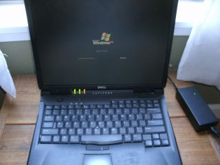 Dell Latitude C840 Laptop Notebook Good Condition