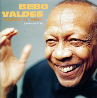 Bebo Valdes Recuerdos de Habana Havana 2 CD Set Latin Jazz