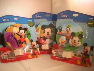 Mickey Mouse Club House Night Light