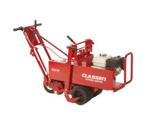 Classen SOD Cutter GX160 18 Lawn Care Power Equipment Zero Turn Mower