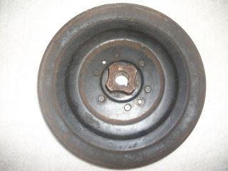 36 Cut Walk Behind Lawn Mower Transmission Main Belt Pulley