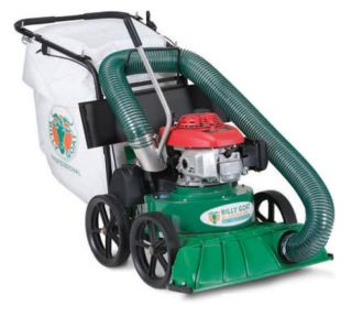 Billy Goat KV650H 6 5HP Push Lawn Vacuum Honda Engine