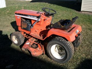 Ac Allis Chalmers Homesteader 6 7 Hp Lawn Tractor Mower