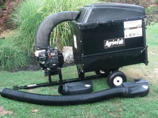 Cyclone Rake Xl Vacuum System Lawn Leaf Vacuum Leaf