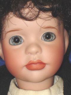 Artist Wendy Lawton Porcelain Snow White Doll 1993