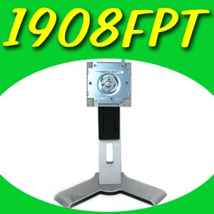 Dell 1908FP 19 LCD Flat Panel Monitor Stand 1908FPT