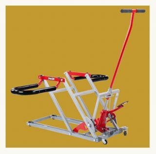 Pro Lift Hydraulic Lawn Mower Riding Tractor Lift T 5350