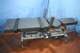 Leander Power Chiropractic Table with Warranty