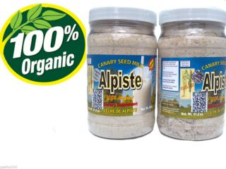 Canary Seed Milk Leche de Alpiste Dietary Supplement