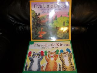 Teacher Super Big Books Scott Foresman Edition Five Ducks, Three