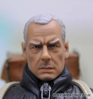 Action Figure Head Resin Sculpt Custom Made Lee Marvin