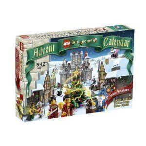 Lego Kingdoms Exclusive Set 7952 2010 Advent Calendar 673419131087