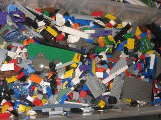 Lego 600 pieces Legos lot bricks flats tiles parts Star Wars City