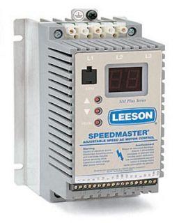 Leeson Speedmaster AC Adj Motor Control 174462