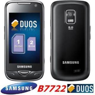 Samsung B7722 Duos Dual Sim UMTS Legge Sim 3 WiFi 5MPX