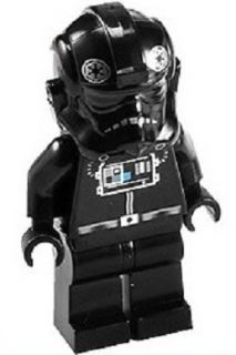 Lego Star Wars 7958 Tie Fighter Pilot Minifigure New