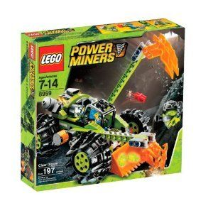 Lego Power Miners 8959 Claw Digger New MISB