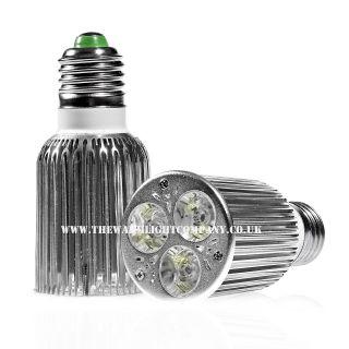CREE E27 Screw 3W 6W 9W 12W LED Spotlight Lamps Light Bulbs Warm Cool