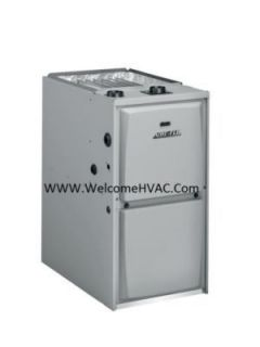 Lennox Aire Flo Gas Furnace 92 AFUE 90 000 Btuh Up Flow New Free