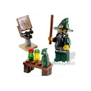 Lego 7955 Wizard Accessories Set SEALED Bag No Box New