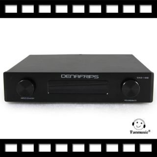 New Version Denafrips DAC 10D 24 Bit 192kHz Digital Audio Decoder