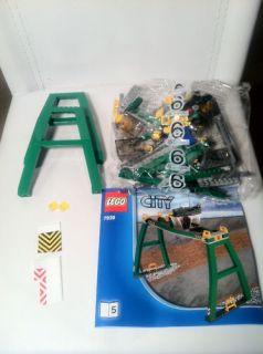 Lego City Cargo Train 7939 Shipping Container Crane Set NEW Loose