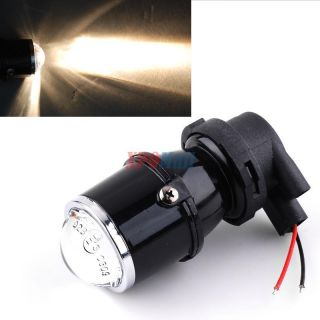 55W Fit Fog Light Projector Lens Kit HID Xenon Bulb Glass Projectors