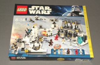 Star Wars Lego Set 7879 Hoth Echo Base Limited Edition