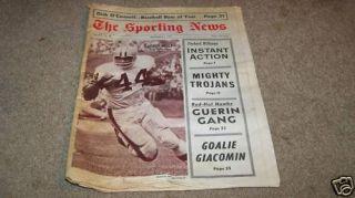 12 2 1967 Sporting News Leroy Kelly Football