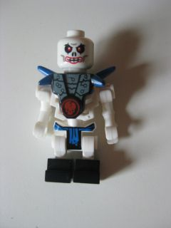 Lego Krazi with Armor Ninjago Skeleton Minifigure 2116