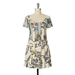 Anthropologie Leifsdottir Silk Dress Size 6 Style Avonlea NWOT RARE