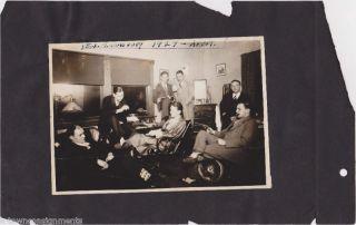 Boys Girls Lewisburg College Dorm Snapshot Photos 1920s