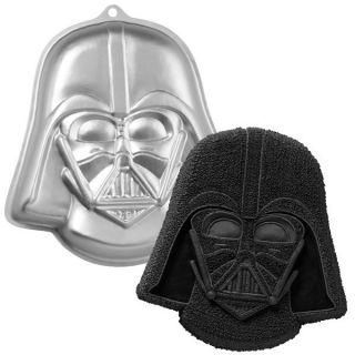 Wilton Star Wars Darth Vader Cake Pan New