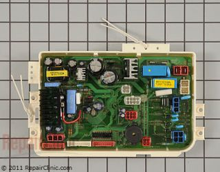 New Main Control Board LG Dishwasher Part 6871DD1006J