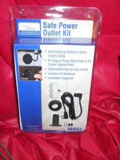 Liberty Gun Safe Power Outlet Kit