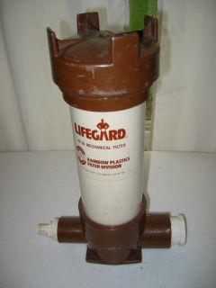 Lifegard Aquatics Single Mechanical Filter Module