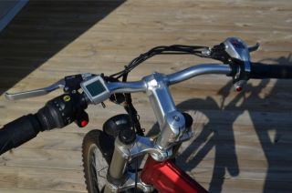 Liberty Electric Mountain Bike Near Mint Bicycle Full Suspension