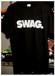 Swag Swagger T Shirt Lil Wayne Rap Hip Hop Shirt Drake Black Young