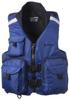 Onyx Pro Caster Large Life Jacket Vest Blue