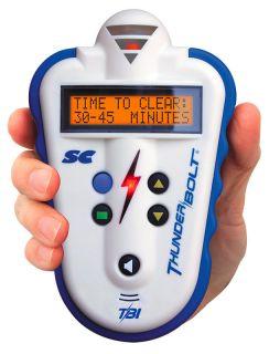 New Thunderbolt Storm Chasing Lightning Detector